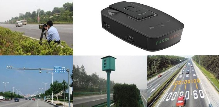 Радар-детекторы (антирадары)