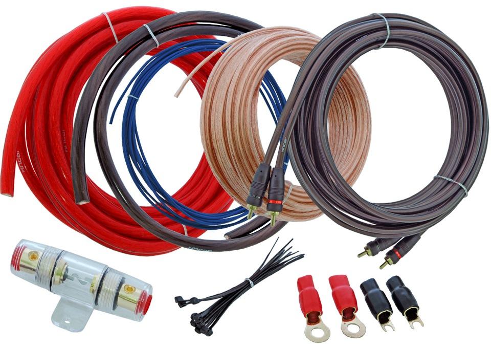 Установочные комплекты, кабели и провода